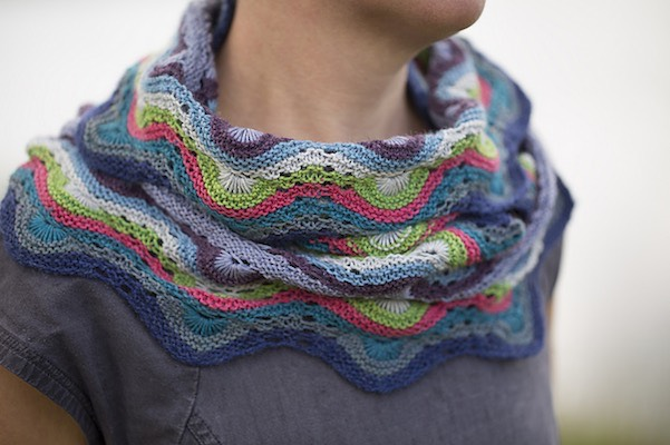 Kate Davies - Betty Mouat Cowl