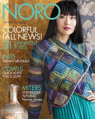 NORO Knitting Magazine Nr. 17