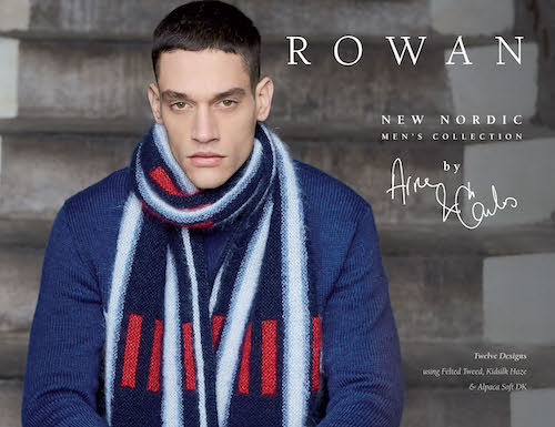 ROWAN New Nordic Men's Collection