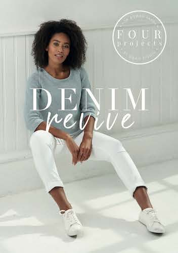 ROWAN 4 Projects Denim Revive