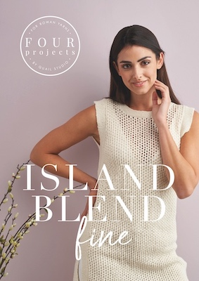 ROWAN - 4 Projects Island Blend Fine