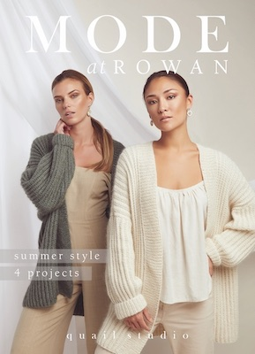 MODE at ROWAN - Summer Style 4 Projects
