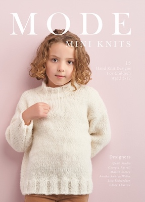 MODE at ROWAN - Mini Knits